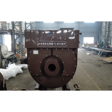 Horizontal Oil Fired Condensing Steam Boiler for Industry