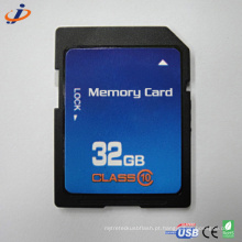 Qualidade de Memória Real 32GB Micro SD Card