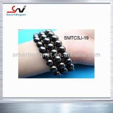 Ornamentos magnéticos de ferrita envueltos sanos modificados para requisitos particulares