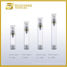 Venda quente airless bomba garrafa garrafa plástica novo design em Yuyao