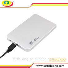SATA Festplattenetui USB Festplattengehäuse Externer Festplattenlaufwerk