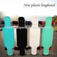 Утверждение CE пластиковые скейтборд для взрослых скейтборд