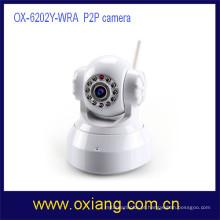 campainha sem fio de alarme OX-6202Y-WRA câmera ip wi-fi