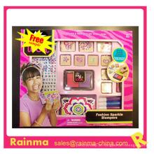Selo de papelaria personalizado para kits de bricolage 622