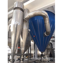 spray dryer for potassium isobutyl xanthate