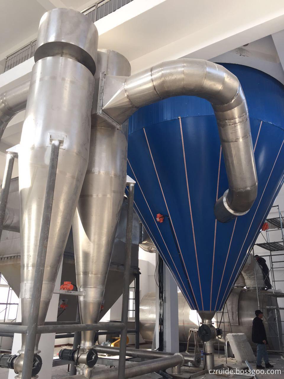 Drying Equipment Type spray dryer for potassium sorbate