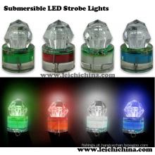 Luz subaquática da pesca do estroboscópio do diodo emissor de luz do mar profundo