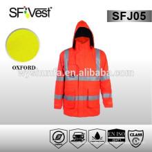 TRAFFIC Sicherheitsjacke für Arbeitskleidung