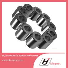 Minerai de fer N30uh anneau aimant de NdFeB