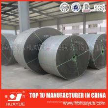 Ceinture de transporteur de résistance à l'huile de fabricant de ceinture en caoutchouc de NBR