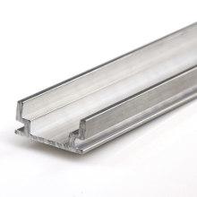 Profilé en aluminium LED de tube en aluminium extrudé personnalisé