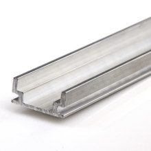 Изготовленный на заказ экструдированный алюминиевый профиль светодиодный алюминиевый профиль