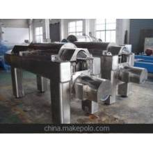 Three Phase Decanter and Disc Separator Olive Oil Equipment