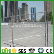 2016 Hot Sale America Standard Usage de maillons de clôture temporaire / clôture extérieure clôture temporaire
