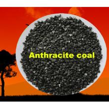 Medios de filtro de carbón de antracita de alta resistencia mecánica para tratamiento de agua