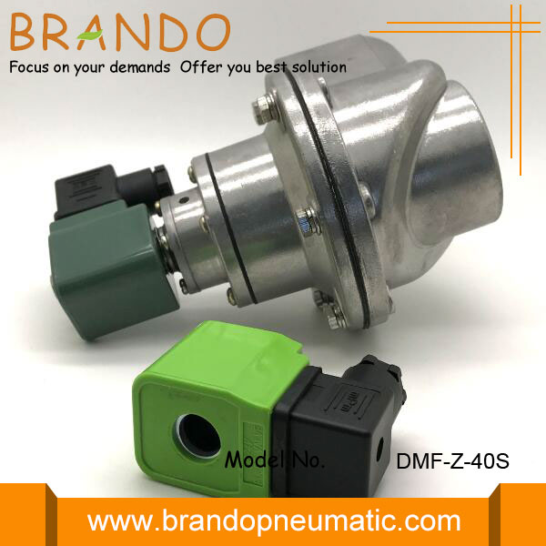 DMF-Z-40S Double Diaphragm Pulse Valve