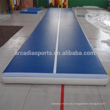 Gimnasio inflable de la primavera de la gimnasia del piso de fábrica Gimnasio Gimnasio en venta