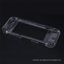 Schutzhülle aus durchsichtigem Cover Shell Hard Crystal für Nintend NS NX Switch Console Cover