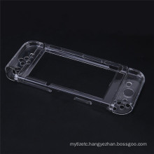 Protective Transparent Cover Shell Hard Crystal Case for Nintend NS NX Switch Console Cover