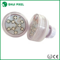 rgb 9 leds 45mm auot control amusement led pixel light