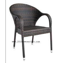 Chaise de jardin chaise/rotin chaise/Outdoor / (stakable) 8003