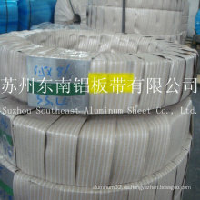 Correa de aluminio / tira 3003