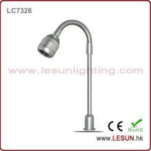 Мягкая Труба 1W СИД ювелирных изделий постоянный свет/Подсветка дисплея LC7326