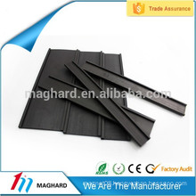 C shaped flexible extrusion rubber magnet strip
