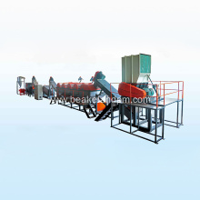 HDPE LDPE film washing line