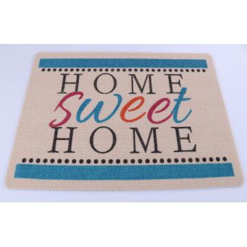 Hot Sale Mondern Printed Anti-Slip Door Mat