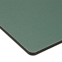 Aluminum composite panel with PVDF coating finish for wall cladding and decoration