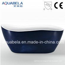 2016 Nueva bañera independiente estándar del estilo América Bañera independiente (JL632)