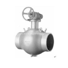 Шаровой клапан с полным приваренным корпусом