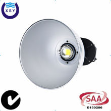 IP65 industrial LED High Bay DLC UL cUL SAA C-Tick CE RoHS Bridgelux chip MeanWell driver 80W 2013 new led high bay light