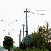 10 Kv Monopole Torre de transmisión de energía