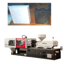 Machine en plastique de moulage par injection de 170ton pour la fabrication de boîte de commutateur d'ABS
