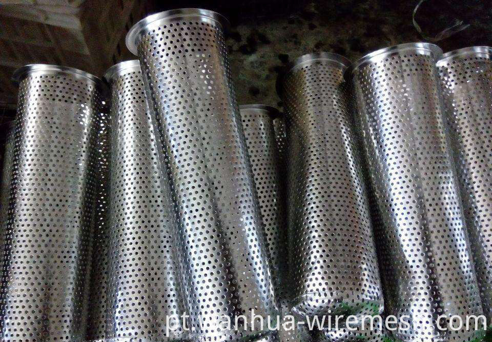 Stainless steel industrial filter equipment (1)