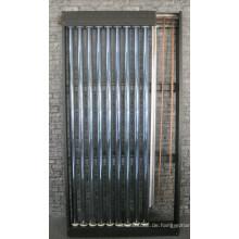 Neuer U-Typ Solarwarmwasserbereiter mit höchster Wärmeeffizienz