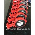 Красный цвет клапаны дроссельные (WDS)