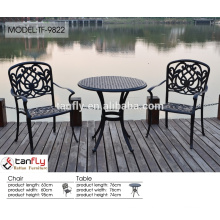foshan cast aluminum sofa outdoor furniture