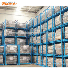 heavy duty stackable and movable half storage rack system
