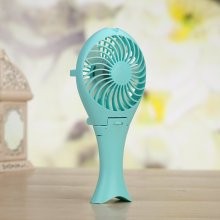 Summer Mini USB Handheld Fold Fan Rechargeable Fan