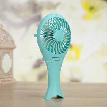 بطارية قابلة للشحن USB Mini Electronic Faner Fan Market