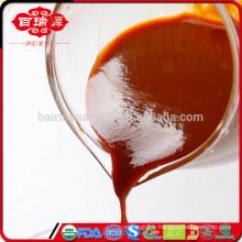 Effets secondaires de jus de goji de goji de jus de goji organique bon marché