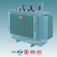 transformador en aceite base de 33kV 440v