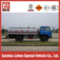 Dongfeng 8000L huile Tranport carburant pétrolier camion Export