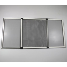 Fast Delivery for Sliding Insect Screen With Strip Adjustable window screens with fiberglass net supply to Mali Exporter