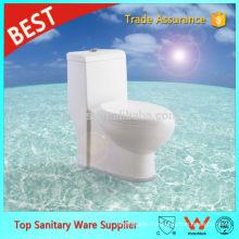 Foshan sanitaires allemand conception de toilettes
