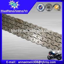 Fabricant professionnel Motorcycle Roller chain 520 fabriqué en Chine (vente directe en usine)