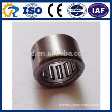 Drawn cup Inch Needle Bearing with open ends HK0808
